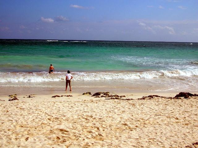 mar dei caraibi tulum