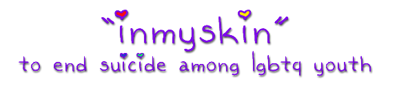 "Welcome to the ""In My Skin"" Campaign Website"