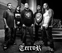 terror - return the strength
