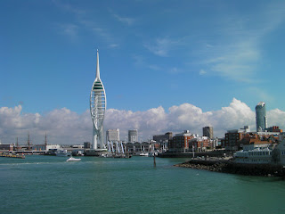 portsmouth to fishbourne isle of wight ferry