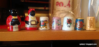 the thimble collection