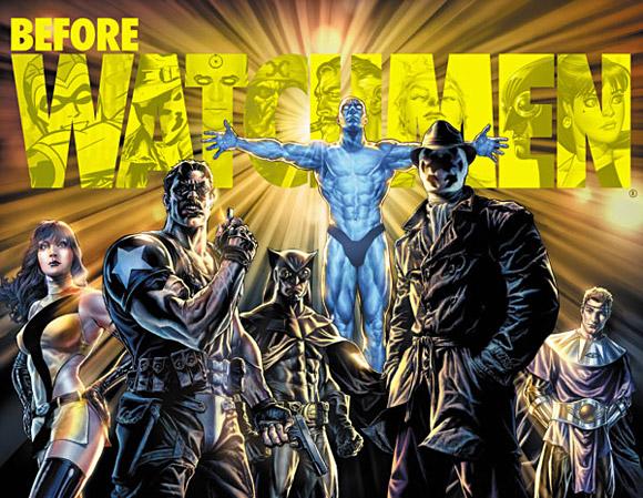 promo before watchmen