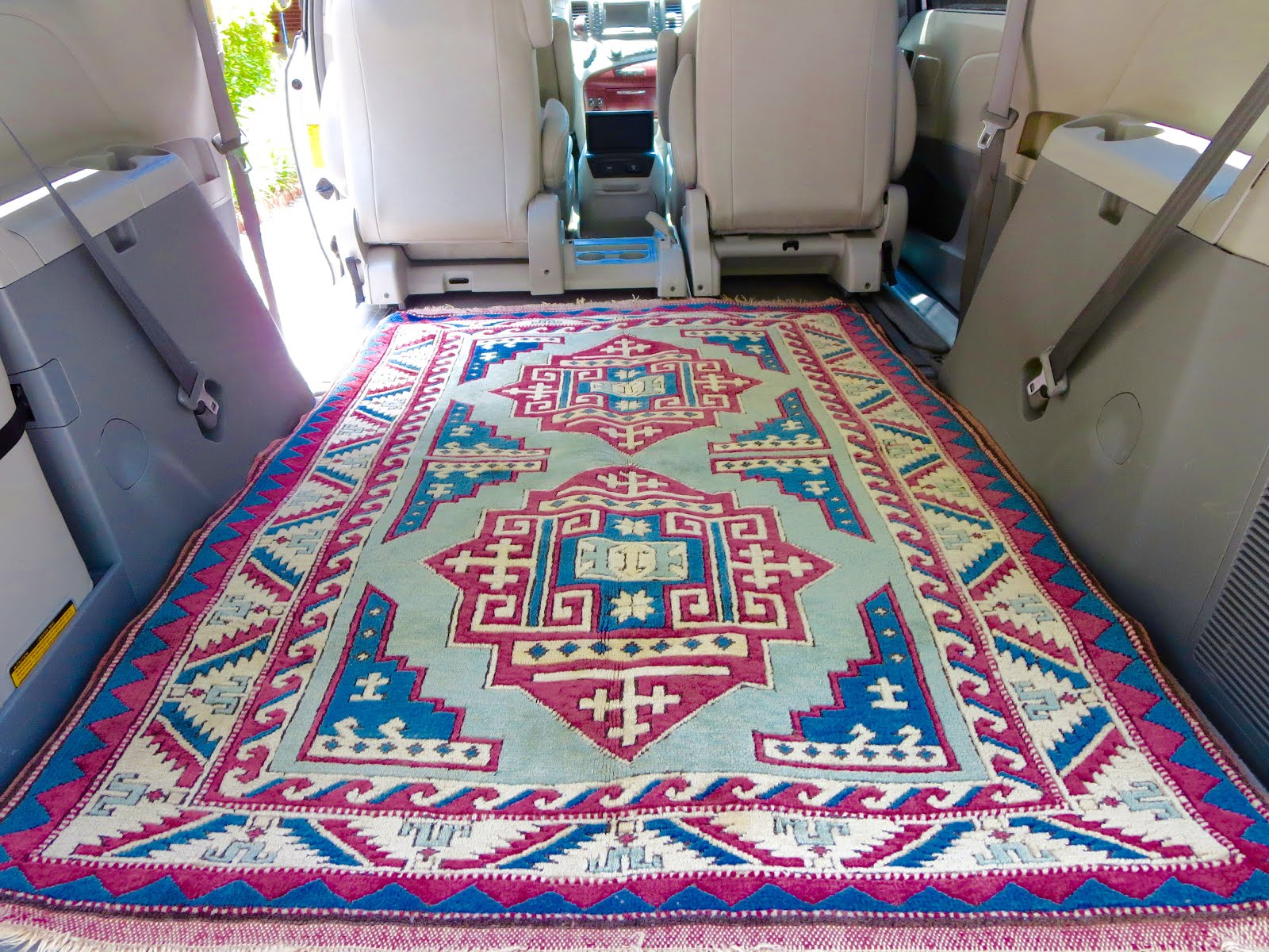 ADDING A MAGIC CARPET TO THE ZEN GYPSY VAN