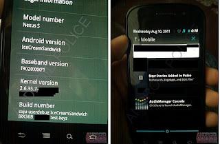 Android 4.0 Ice Cream Sandwich (ICS)