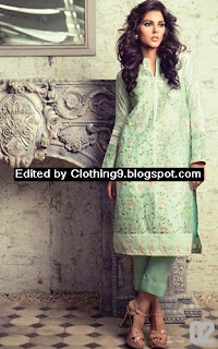Modern Stylish Pret Fashion for Eid 2015
