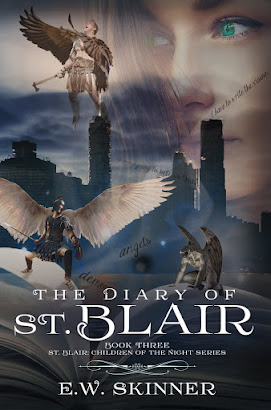 The Diary of St. Blair - Book 3 in St. Blair series