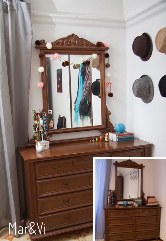 Mar vi blog decorar un piso de alquiler muebles intocables for Decoracion piso antiguo