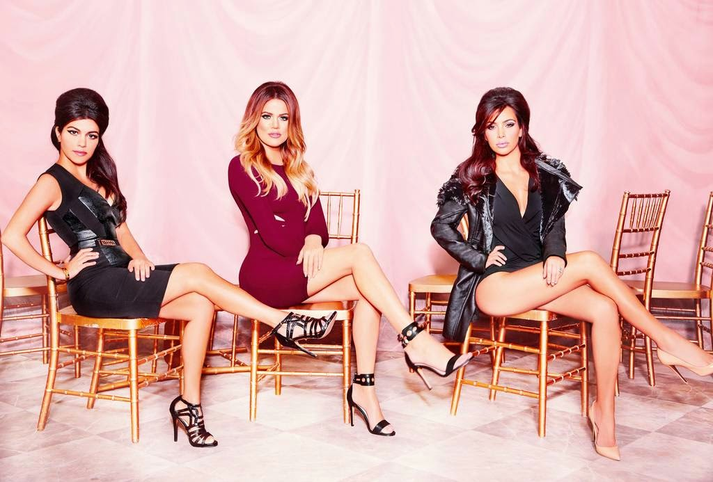Kardashian Kollection Lipsy London Fall/Winter 2014 Campaign