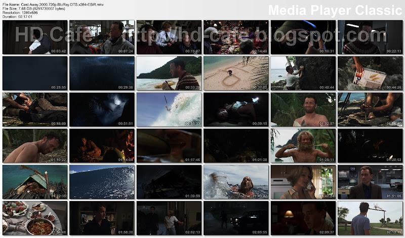 Cast Away 2000 video thumbnails