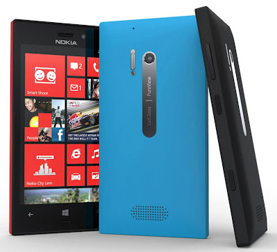Spesifikasi Nokia Lumia 928