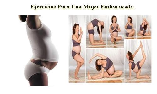 Ejercicios embarazada