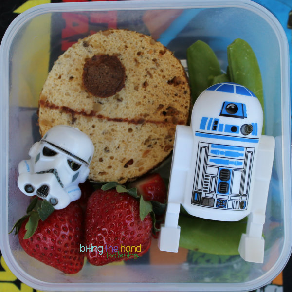 Death Star Star Wars Lunch