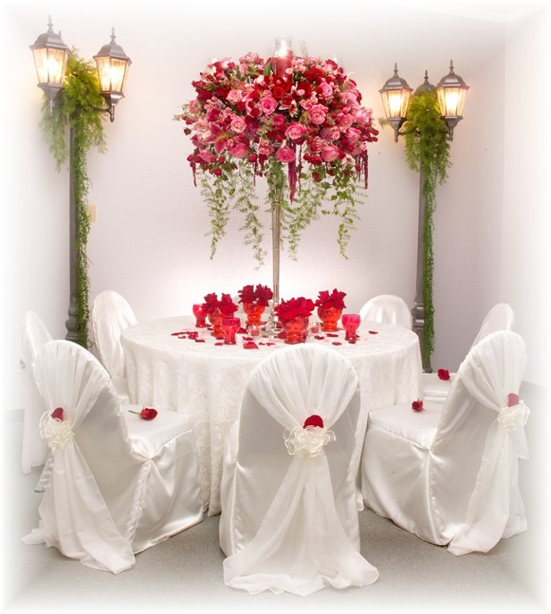 Wedding Decoration Designs : Flowers for flower lovers weddings decoration ideas