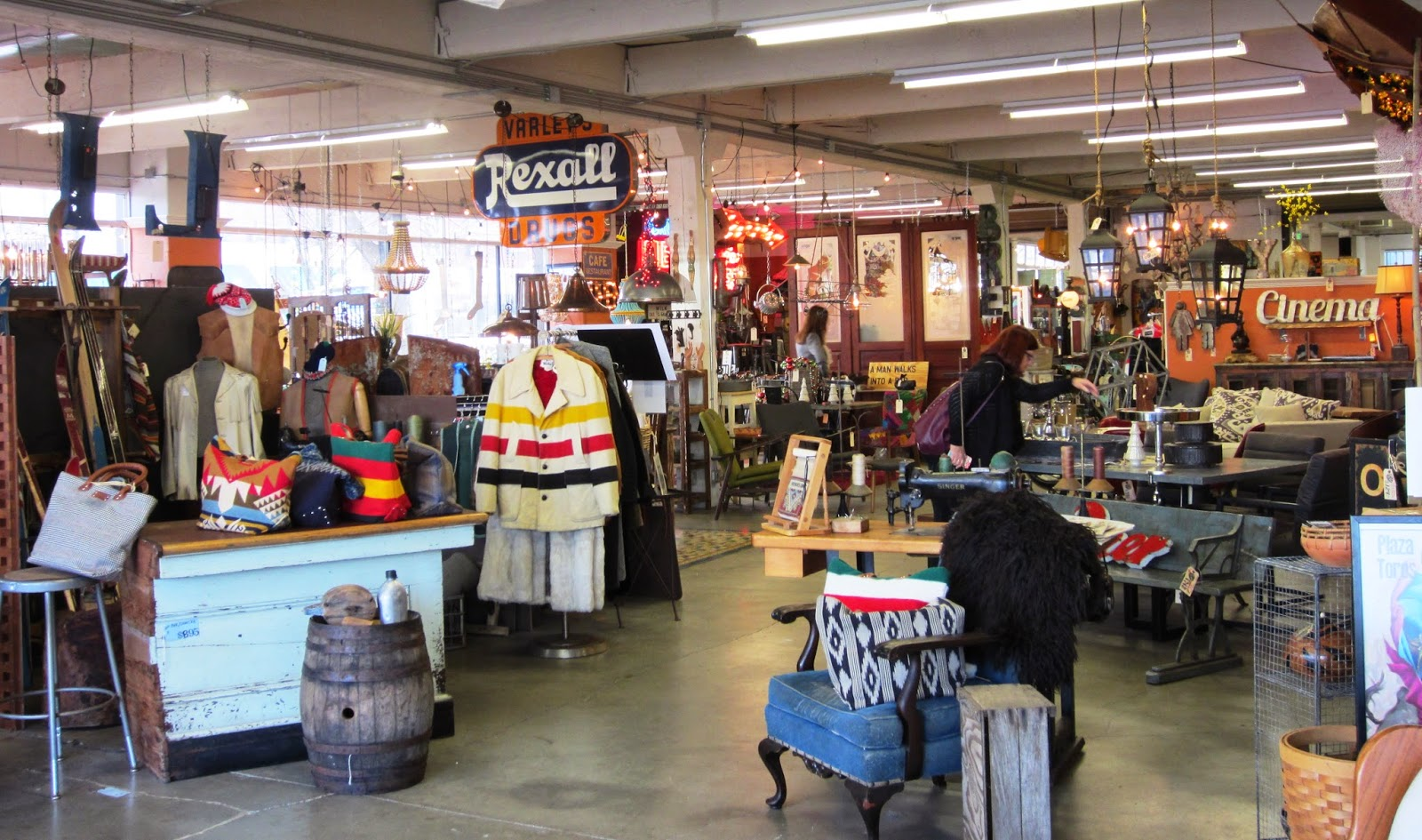 Grand Market, Portland, Oregon