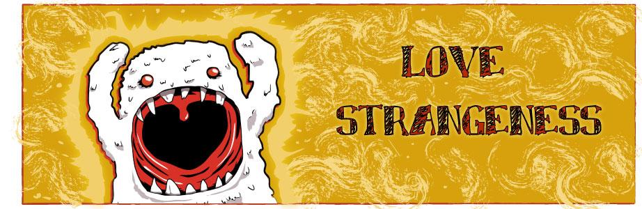 love strangeness