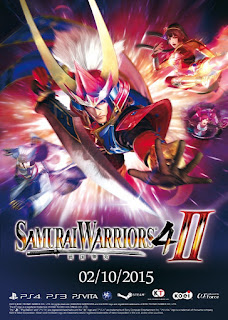 Samurai Warriors 4-II – CODEX PC GAME