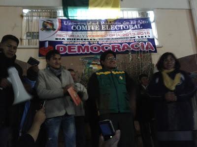 UPEA Bolivia