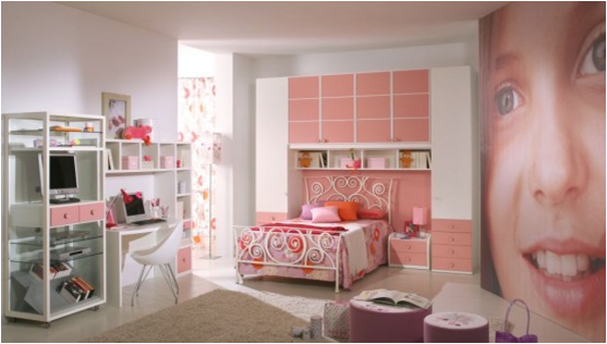 suscapea: 22 Transitional modern Young girls bedroom ideas