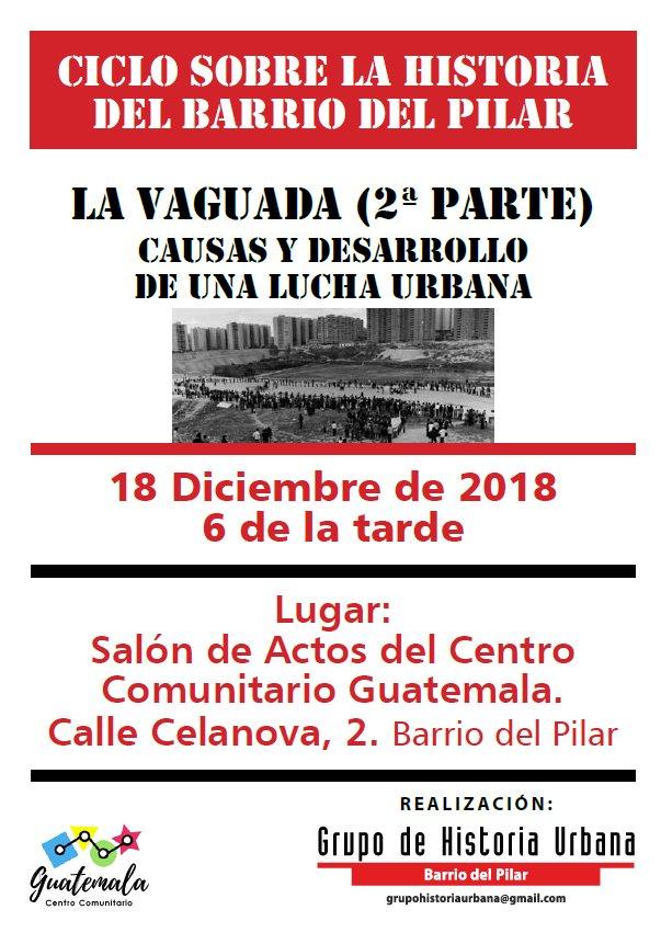 18 diciembre La vaguada (2ª parte)