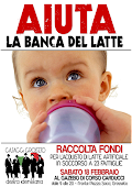 BANCA DEL LATTE!