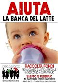 BANCA DEL LATTE!