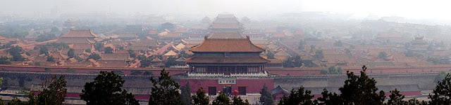 Tempat Wisata di Beijing - The Forbidden City (Kota Terlarang) Beijing China
