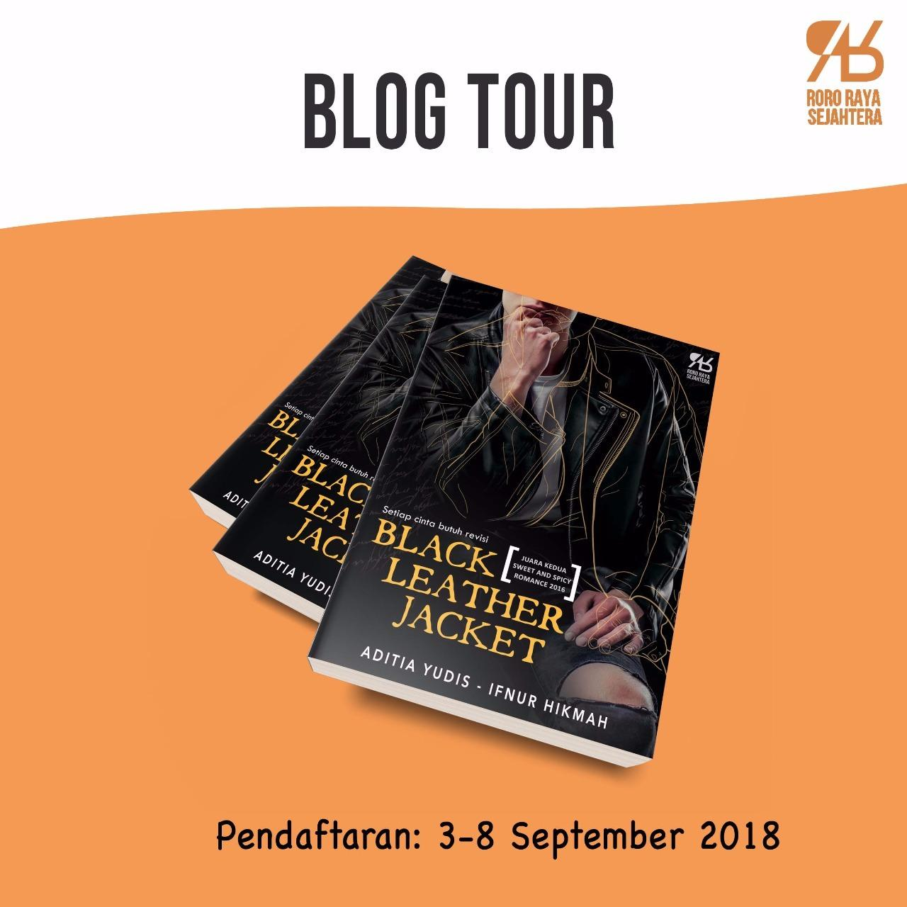 BLOG TOUR ON GOING