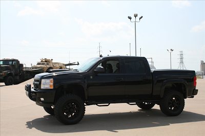 Listings: 2013 Chevy Silverado 1500 Black Ops by Tuscany Automotive