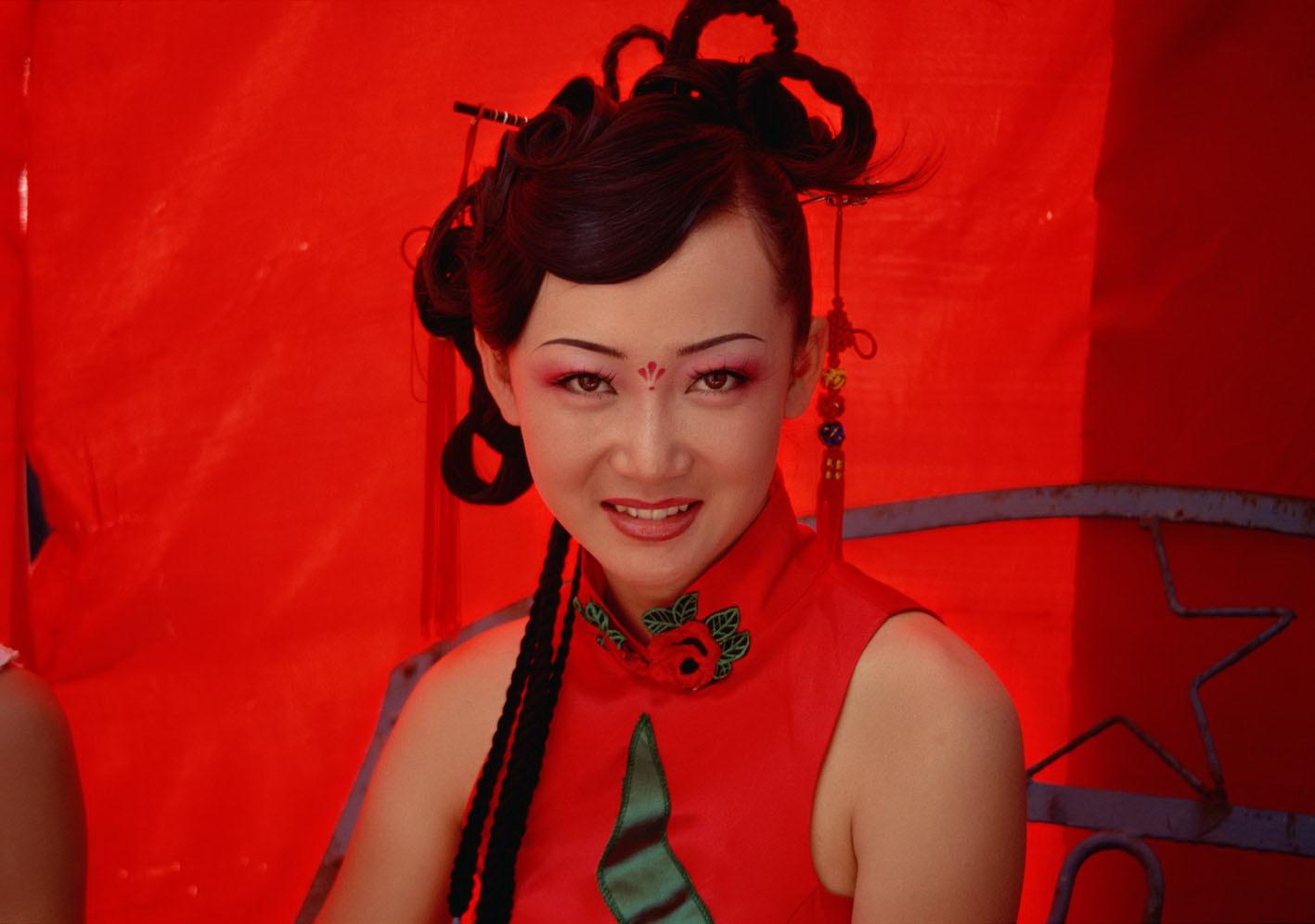 Universal mood le donne cinesi con foto - Ragazze nude a letto ...