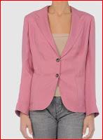 μπλέηζερ ροζ TONELLO 429,00€
