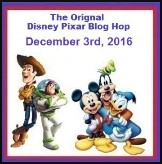 The Original Disney Pixar Blog Hop
