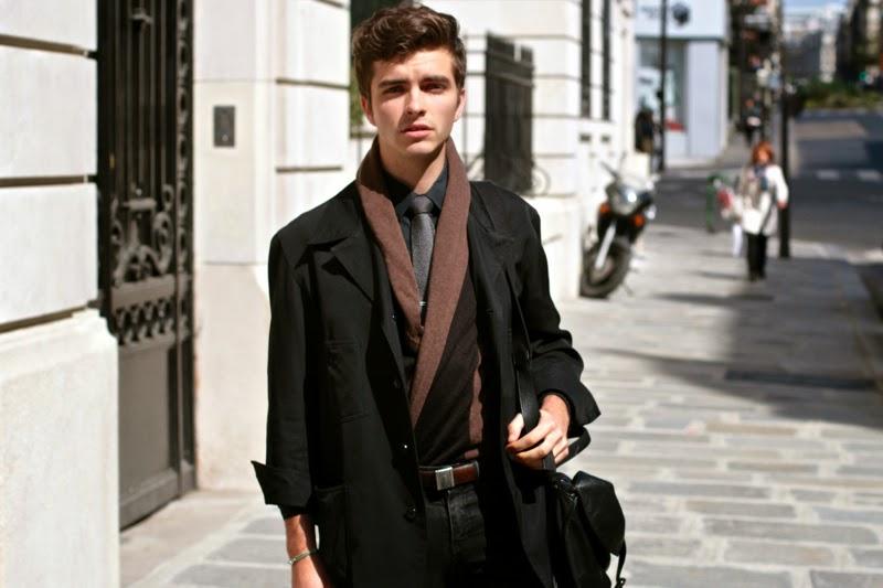 Yohji Yamamoto Blazer Givenchy Messenger Bag Blog Mode Homme Mensfashion