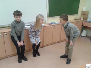 Драматизация на уроках чтения.