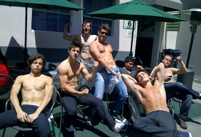 David Henrie Shirtless Pics