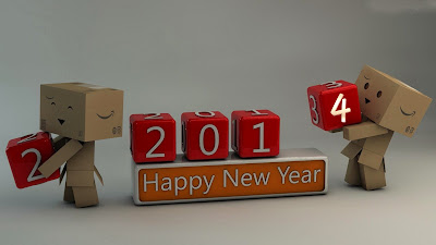 Latest Happy New Year 2014 Free Photo Cards Downloads