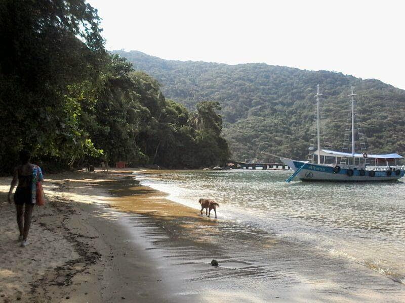 Praia de Pouso