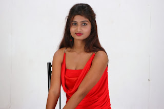 Upcoming Telugu Actress Charulatha  Picture Shoot Gallery  0042