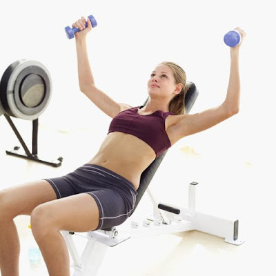 Dumbbell Exercises for Teenagers