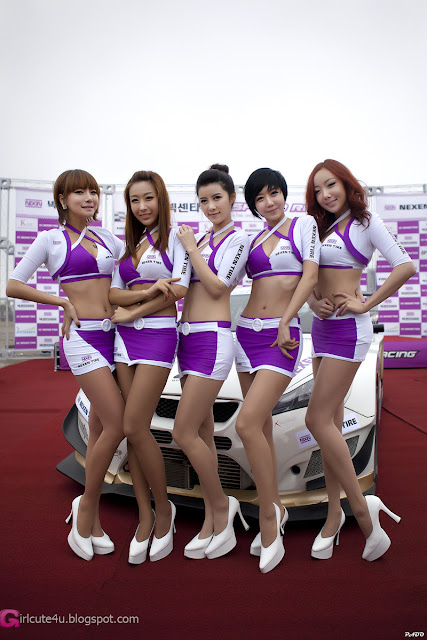 3 Nexen Speed Racing 2012-very cute asian girl-girlcute4u.blogspot.com