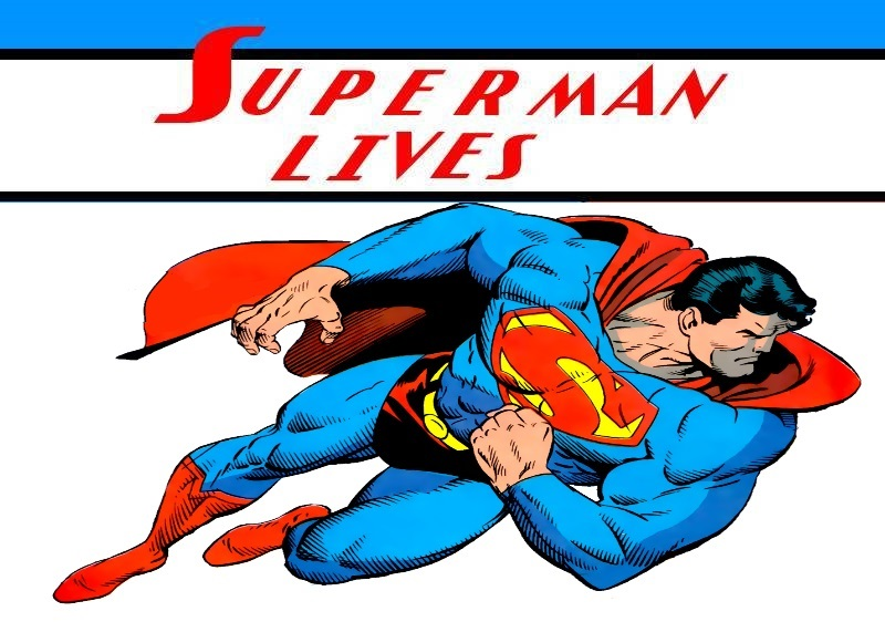Superman Lives! Podcast