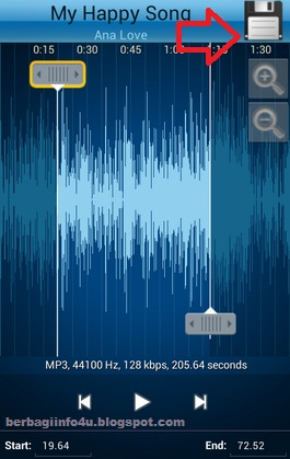 how to play mp3 as alarm tone android nougat