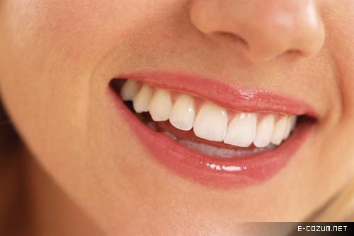 Diş minesi insan vücudundaki en sert madde.