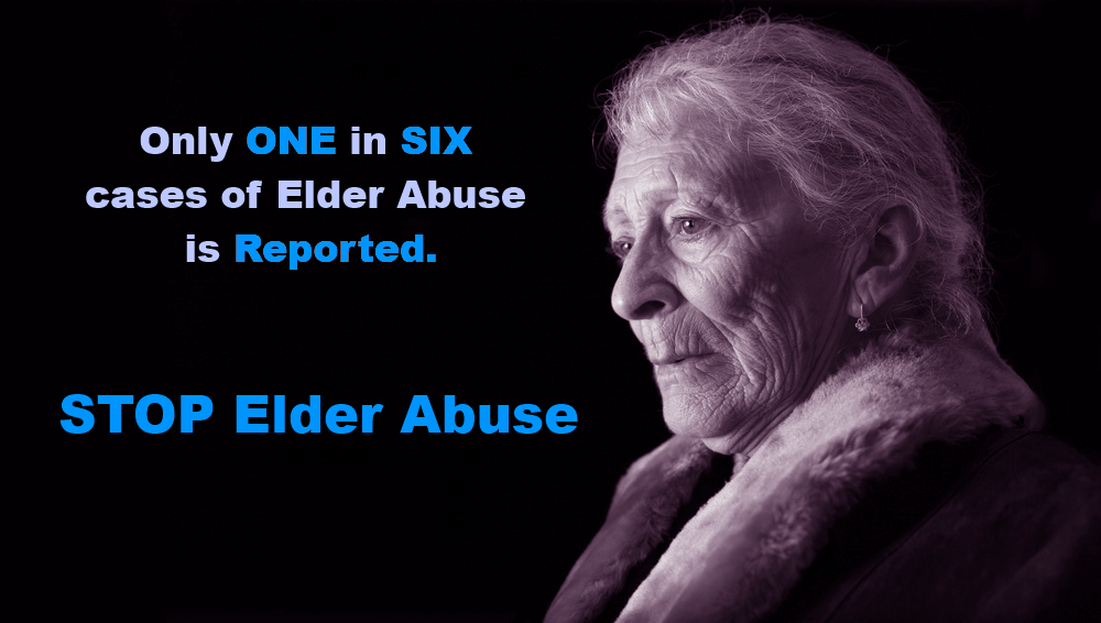 ways to stop elderly abuse Learn how to spot and stop elder abuse during national senior independence month by jennifer stuart, attorney, senior law project.