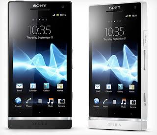 Harga dan Spesifikasi Sony LT26i Xperia S terbaru