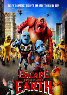 A Movie in Review: Escape from Planet Earth