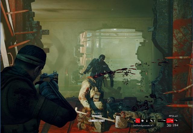 Zombie Army Trilogy PC Games Screenshots