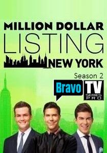 watch MILLION DOLLAR LISTING NEW YORK Season 2 tv streaming episode series free online watch MILLION DOLLAR LISTING NEW YORK Season 2 tv show tv poster tv series free online