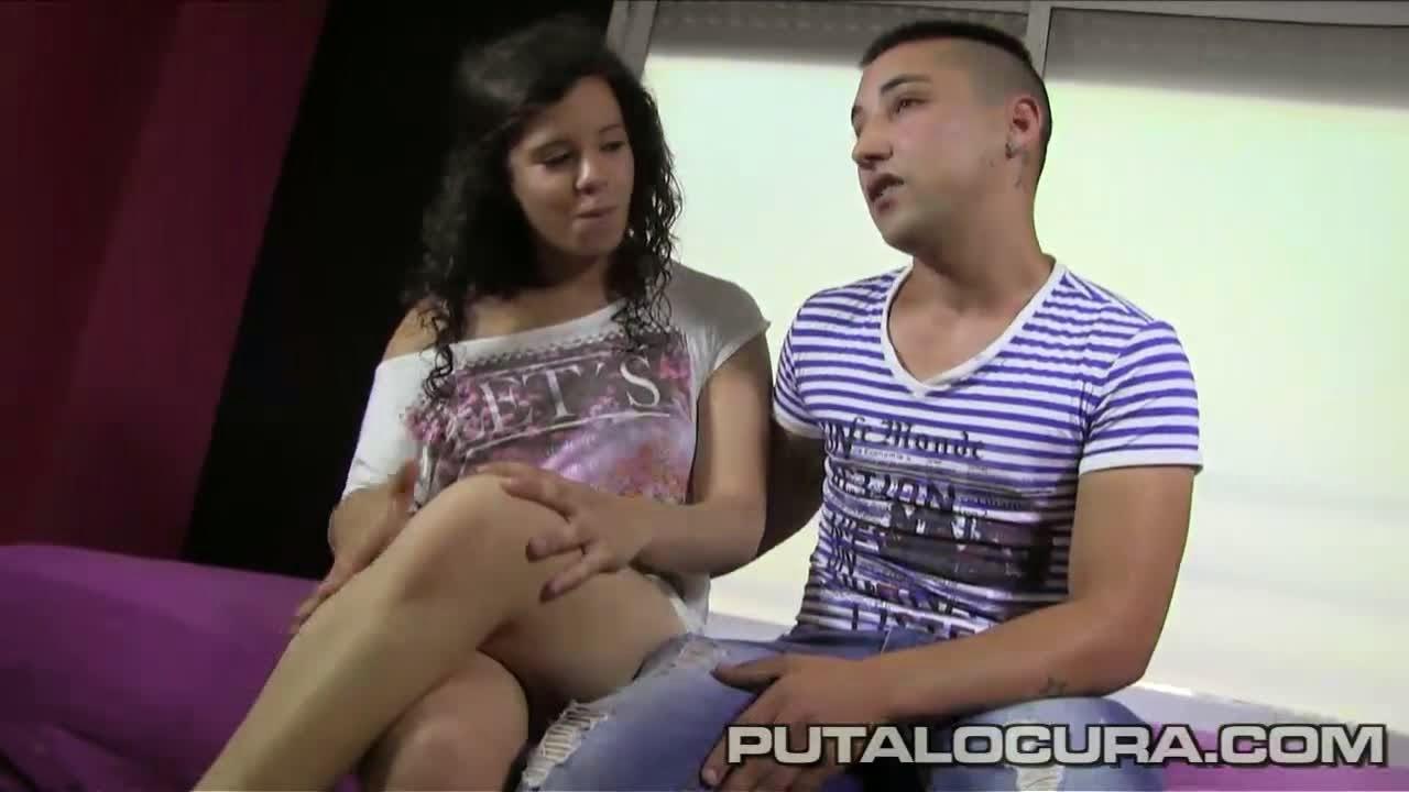 """Parejitas: Malia y Jose Miguel """"Pequeñita y juguetona"""""""