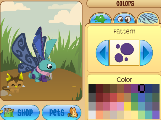how to get a cascading lily in animal jam