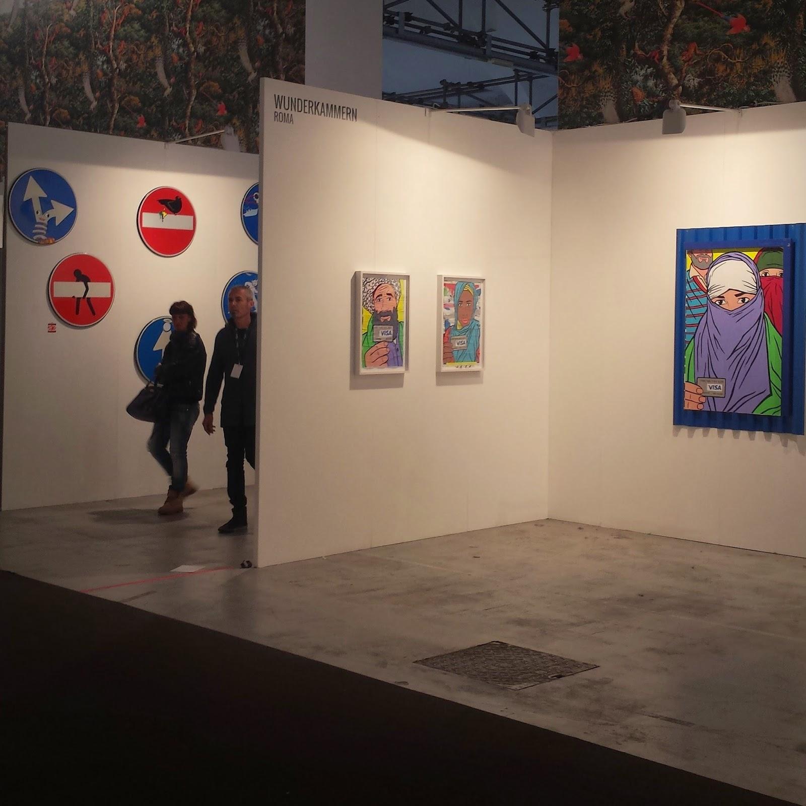 Street art attack torino contemporanea una for Torino contemporanea
